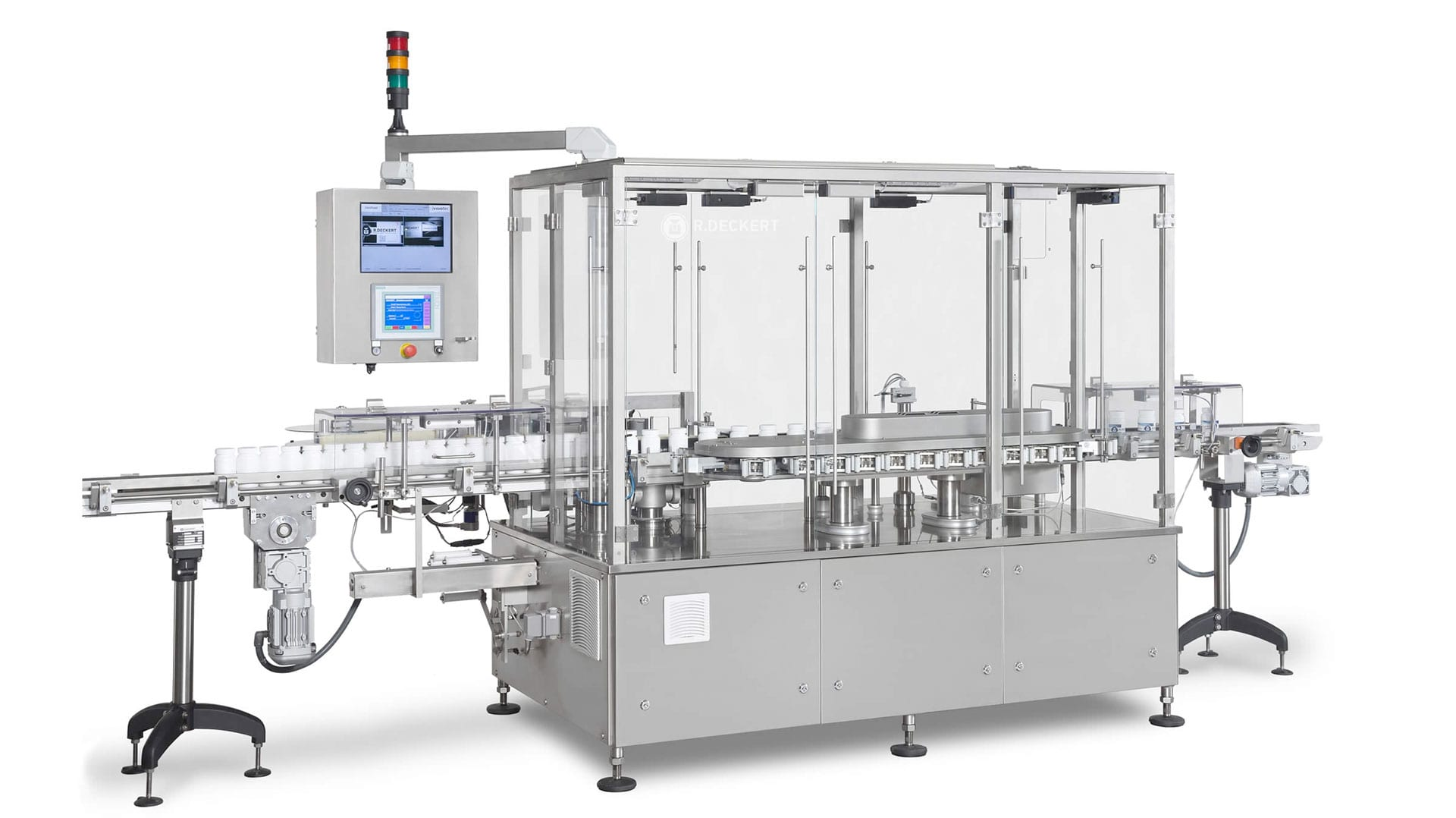 Tablet Labeling - R Deckert GmbH & Co  KG